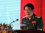 Vietnam army's delegation visits Laos, Cambodia