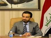 NA chief congratulates new speaker of Iraqi parliament