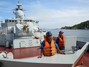 Vietnam to attend ASEAN-China Maritime Drill in late October