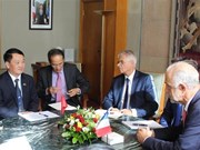 VFF, French socio-economic council enhance cooperation