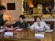 Vietnam, France sign joint vision statement on defence cooperation