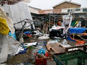 Sympathies offered to the Philippines over Typhoon Mangkhut