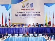 35th ASEAN Social Security Association meeting closes in NhaTrang