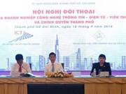 HCM City pledges to assist ICT enterprises