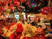 Mid-Autumn festival to begin in Hanoi's Old Quarter