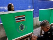 Thailand announces general election roadmap