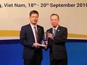 Vietnam Social Security receives ASEAN award in IT