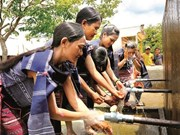 Conference reviews rural clean water supply
