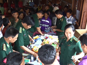 Free health care services, medicine provided to Cambodians