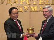 Russia treasures ties with Vietnam: Russian senior official