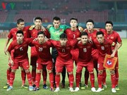 Vietnam tops Southeast Asia men's football rankings