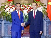 Foreign leaders remember President Tran Dai Quang
