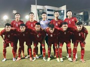 Vietnam ranks third at four-nation international friendly tournament