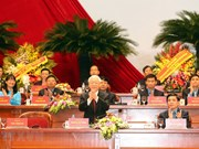 Party, State leaders attend 12th congress of Vietnamese trade unions