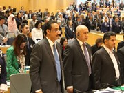 WIPO Assemblies hold minute's silence to remember President Tran Dai Quang