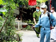 Dengue fever cases in Hanoi fall 96.8 percent