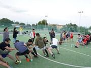 First Vietnamese students' sport festival in Czech Republic