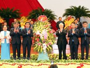 Vietnam General Confederation of Labour wraps up 12th congress