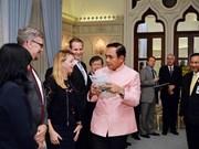 American businessmen confident of Thai economy