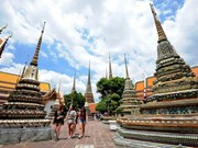 Thailand promotes tourism, e-commerce