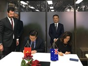 Vietnam, Australia cooperate in training lawyers
