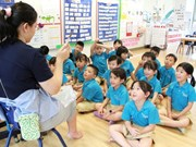 Singapore strives to ease pressure on schoolchildren