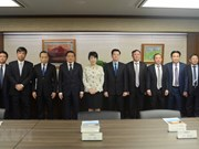 Communist Party of Vietnam delegation visits Japan