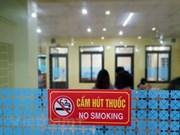 WHO's social media campaign promotes smoke-free environment