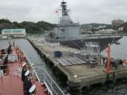 Ship 015-Tran Hung Dao of Vietnam Navy visits Japan