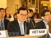 Vietnam actively contributes to UNHRC's 39th session