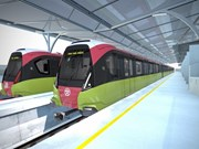Public votes for metro line No 3 train design