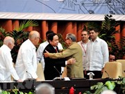 Front leader: Vietnam supports Cuba's revolutionary cause