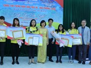 Korean language speaking contest launched in Hai Phong