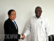 Cuban leaders hope for result-oriented cooperation with Vietnam