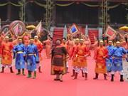 Lam Kinh Festival 2018 kicks off in Thanh Hoa