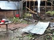 Warhead explosion kills three in Ca Mau