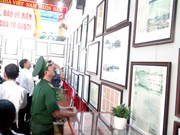 Exhibition on Vietnam's Hoang Sa, Truong Sa held in Quang Tri