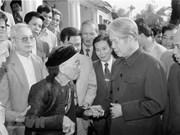 Do Muoi – An exemplary, steadfast communist