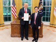 US commits to respecting Vietnam's development path