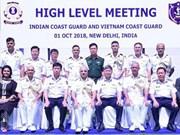 Vietnam Coast Guard vessel pays first visit to India