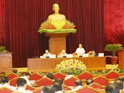 Party Central Committee discuss socio-economic development