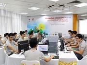 Cyber security contest in Hanoi