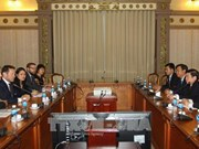 HCM City leading official, UK Trade Envoy discuss ties
