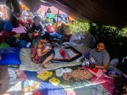 Int'l aid effort helps Indonesia disaster victims