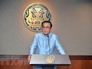 Thailand to push forward Mekong-Japan cooperation framework