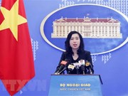 Vietnam calls for positive contributions to peace, stability in seas