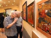 Exhibition marks Hanoi liberation anniversary