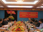 Mongolian delegation pays working visit to Hoa Binh province