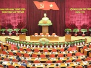 Party Central Committee's 8th plenum concludes