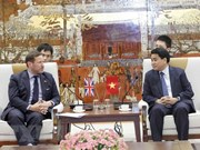Hanoi to intensify cooperation with UK in various fields